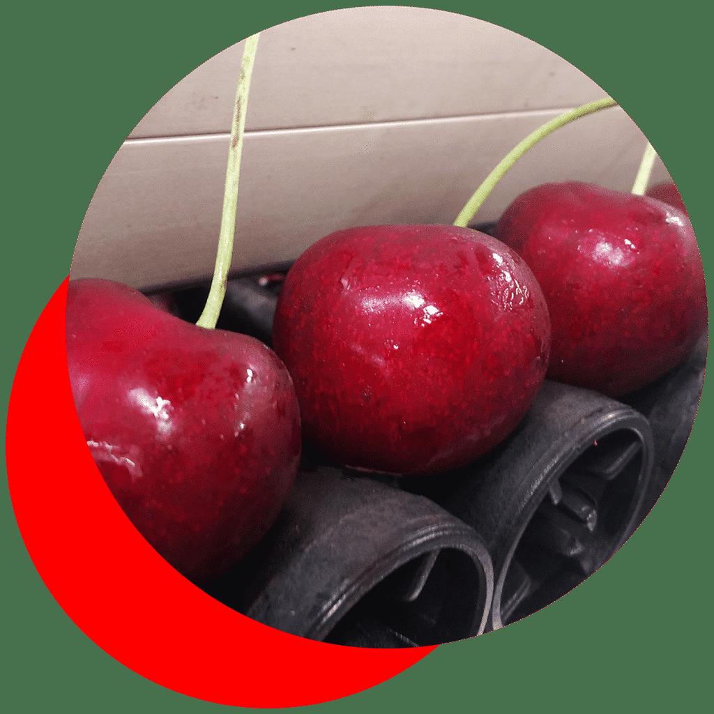calibratrice ciliegie